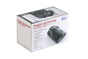 Радар-детектор SilverStone F1 Monaco GS