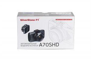 Видеорегистратор SilverStone F1 A70-SHD