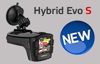 комбо-устройство SilverStone F1 HYBRID EVO S