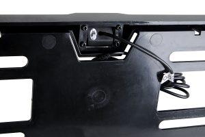 Камера заднего вида в рамке номерного знака Interpower IP-616HD