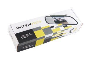 Зеркало Interpower со встроенным монитором 5HD