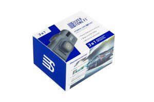 Сигнатурное комбо-устройство SilverStone F1 HYBRID UNO SPORT