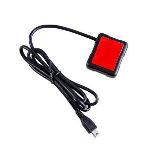 Внешний GPS-модуль для видеорегистратора SilverStone F1 NTK-60F Taxi II